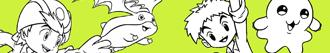 kolorowanki Digimon
