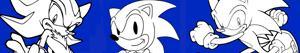 kolorowanki Sonic