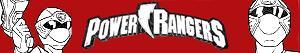 kolorowanki Power Rangers