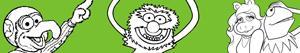 kolorowanki Muppet