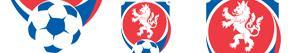 kolorowanki Emblematy czeski ligi piłki nożnej
